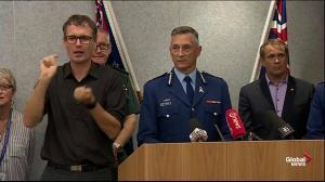 Police in New Zealand believe suspect in custody responsible for both mosque shootings