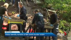 Toronto police identify remains of 8th victim of alleged serial killer Bruce McArthur