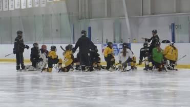 We Ll Win Or Lose As A Team Kingston Midget Ice Wolves Ready For
