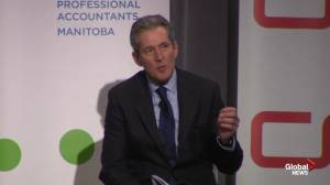 Manitoba premier says they are doing what they promised to do