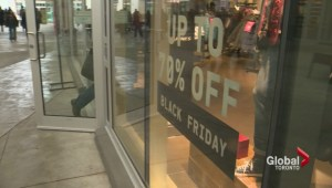 Black Friday a Canadian hit