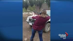Women taking up hunting in increasing numbers in B.C.