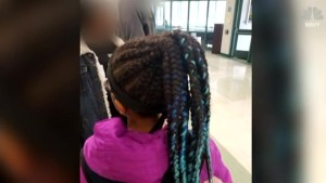 Basketball referee banned after singling out girl's braids