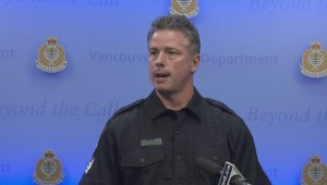 VPD confirm that carfentanil has been linked to an overdose death