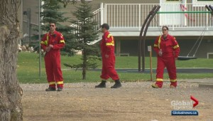 Wildfire moves closer to Waterton, keeps growing in size