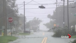 Hurricane Matthew wreaks havoc on the U.S. East coast