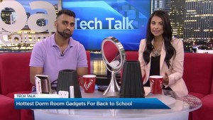 Hottest dorm room tech accessories for back to school