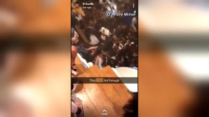 Video shows moment of floor collapse at South Carolina condo party