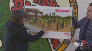 Community rallying to replace oldest playground in Lethbridge