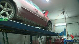 Edmonton mechanic urges drivers to check for exhaust leaks