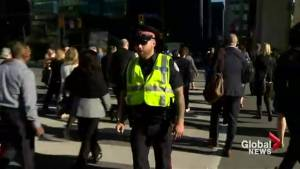 Toronto Police unveil new program for congested intersections