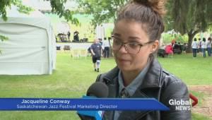 Lightning forces cancellation of one Saskatchewan Jazz Festival performance