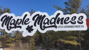 As March Break ends Maple Madness continues at Little Cataraqui Conservation Area