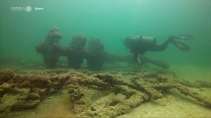 Remains of centuries-old Dutch and British ships discovered off Yucatan coast