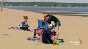 N.B. announces changes to water monitoring at Parlee Beach