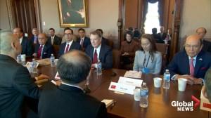U.S., China launch high level trade talks