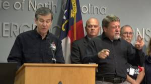 Hurricane Florence: NC governor warns storm 'will bring destruction'
