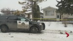 Neighbours express concerns about little boy who lived at Calgary house where man was shot