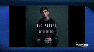 Max Parker performs Out of the Blue