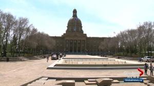 Alberta's new UCP government sworn in ahead of spring session