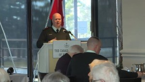 CFB Kingston commander talks investment and challenges