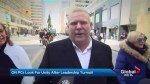 Doug Ford claims leadership of Ontario's PC Party in close vote