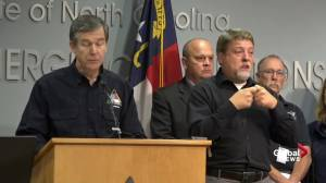 Hurricane Florence: NC governor says 'millions' will be without power