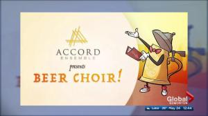 Edmonton's Beer Choir combines suds and song