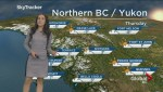 BC Evening Weather Forecast: Nov 21