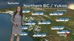 BC Evening Weather Forecast: Nov 21