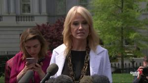 Conway calls release of Mueller report the 'best day' since Trump was elected
