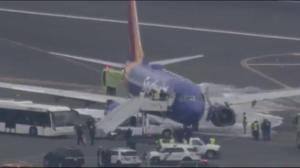 1 killed after engine failure, emergency landing in Philly