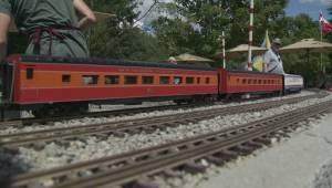 Burnaby Central Railway celebrates major milestone (01:38)