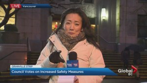 Vancouver city council considering new safety measures for Granville