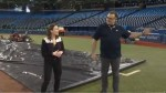 Blue Jays' Director of Field Operations has seen it all in almost 30 years with the grounds crew
