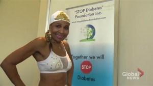 Record holder for oldest female body builder shares healthy living tips