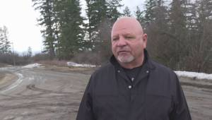 SPCA executes search warrant on Irish Creek Road near Vernon (01:19)