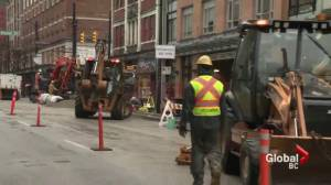 Headaches for drivers expected as construction season looms