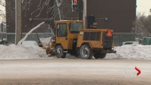 Moncton work crews put new snow-clearing methods to the test