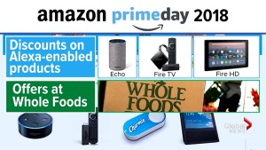 Amazon Prime Day hit with technical glitches