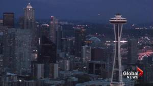 Seattle's Space Needle mourns loss of Chris Cornell by going dark