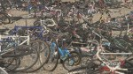 Discarded bikes find new homes after Calgary landfill