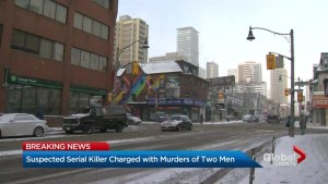 Security expert comments on suspected Toronto serial killer being charged