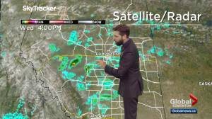 Edmonton Weather Forecast: June 5