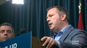 Premier Kenney announces details of 'energy war room'