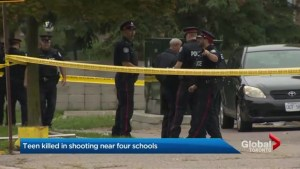 18-year-old man dies in east-end Toronto shooting