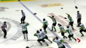 Dante Hannoun OT hero for Prince Albert Raiders