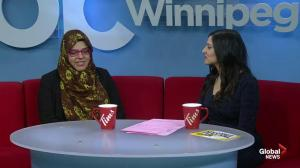 Muslim Canadian shares her journey to the stage on Global News Morning