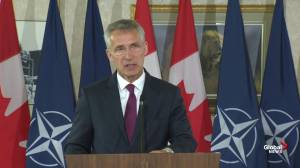 Canada to continue leading Iraq-NATO mission for another year, NATO chief says