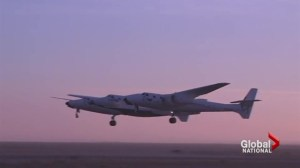 Virgin Galactic crash a setback for dream of space tourism